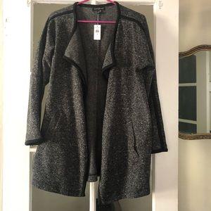 nwt banana republic • cardigan sweater coat